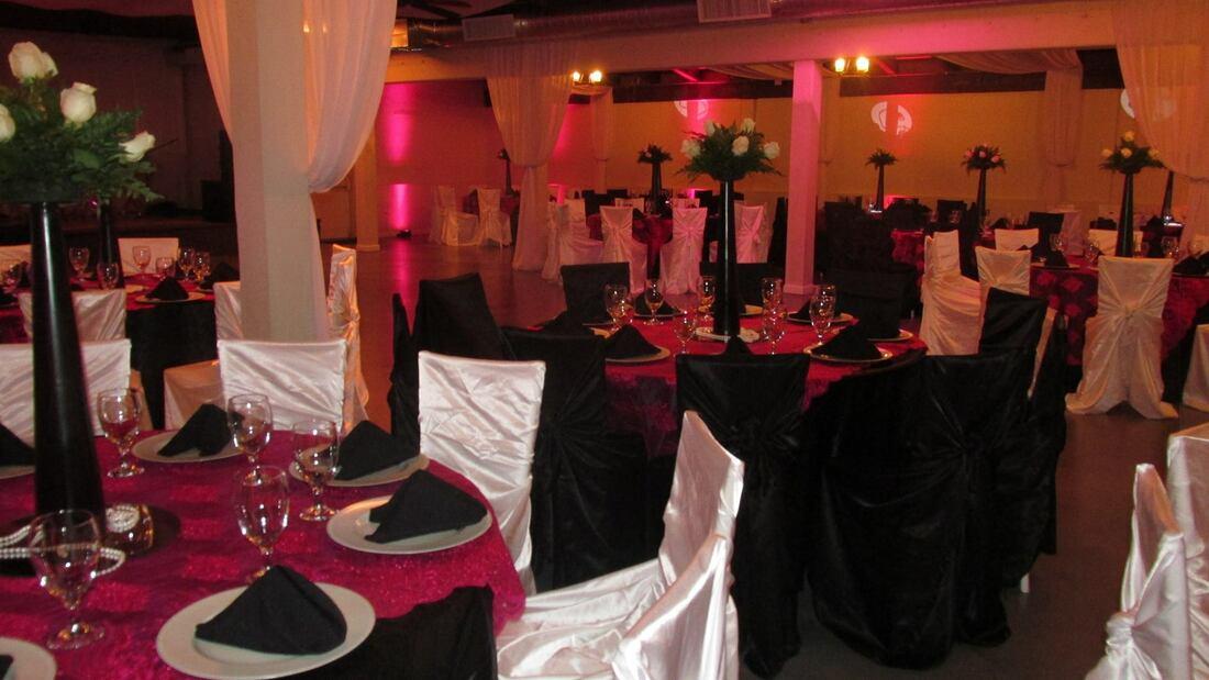 Celebrations party spot venue and chapel